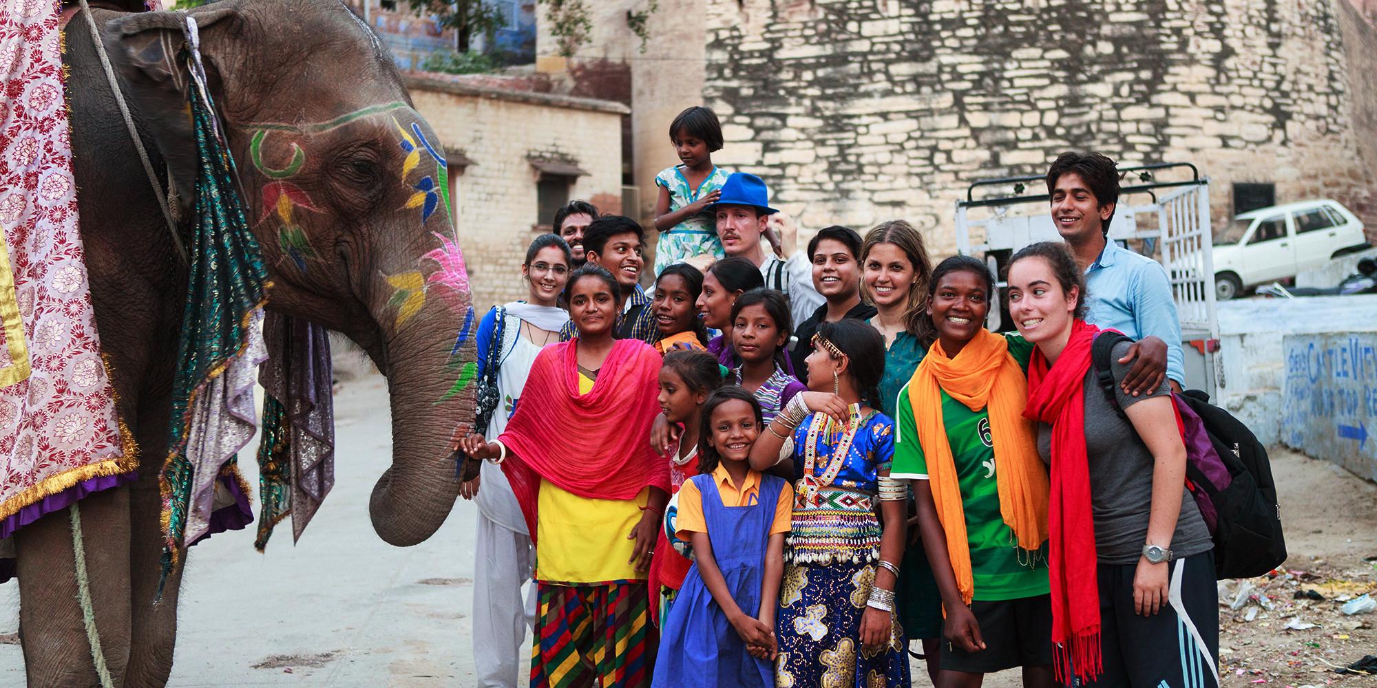 Kolkata-Born Photographer Uses Football To Empower Girls In India