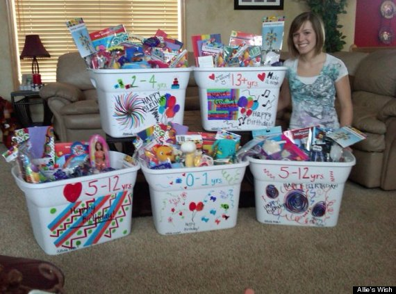 This Teen Dedicated Her Life To Giving Back When She Was