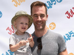 How James Van Der Beek Tackles Work-Life Balance
