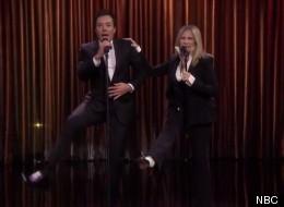 Jimmy Fallon Loses It Over Barbra Streisand's 'Tonight Show' Return