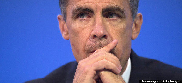 Got A Mortgage? Carney Won't Be Ruining Your Christmas