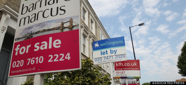 House Prices Have Not Soared This Fast In Seven Years