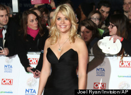 Look Who's Standing In For Holly On 'Celebrity Juice'...