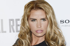 File image of Katie Price | Pic: PA