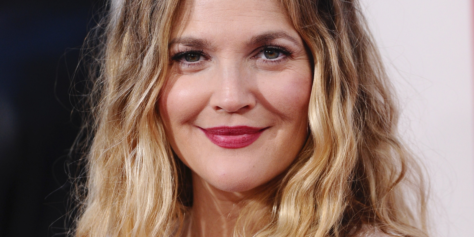 Drew Barrymore Trades In Light Hair For Darker Look Drew Barrymore