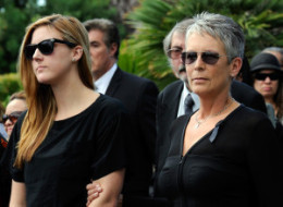 Tony Curtis Funeral