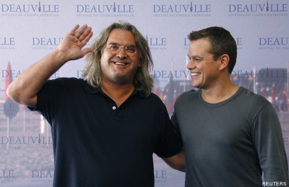matt damon paul greengrass
