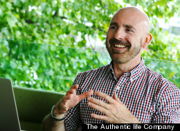 How To Be Happy: Founder Of The Authentic Life Company Shares His Secrets