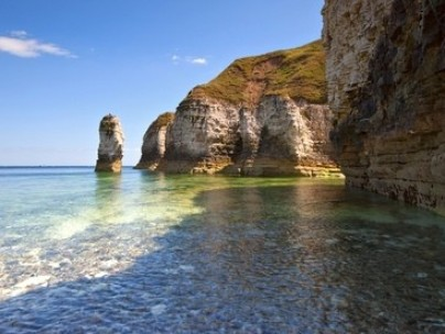 Flamborough coast