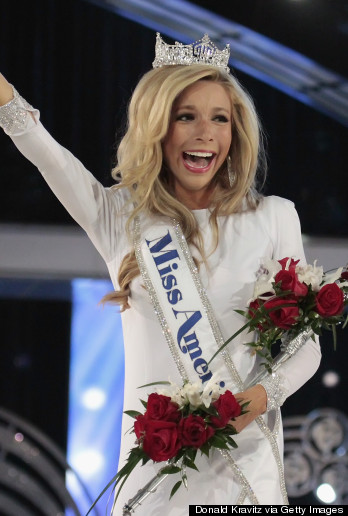 Miss America 2015 Winner Is Miss New York Kira Kazantsev