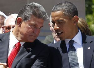 Joe Manchin Obama Gop