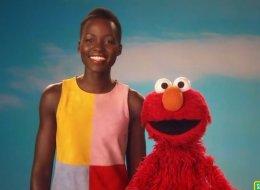 Lupita Nyong'o's 'Sesame Street' Bit On Skin Is Truly Wonderful
