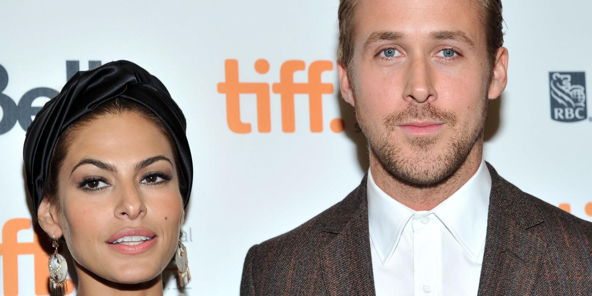 Ryan Gosling et Eva Mendes Ryan Gosling et Eva Mendes