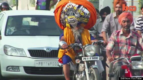 worlds largest turban