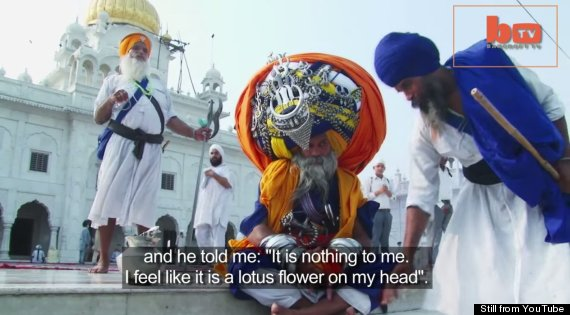 mauni turban