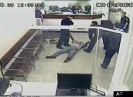 Australian Man Shocked With Taser Gun 13 Times (GRAPHIC VIDEO)