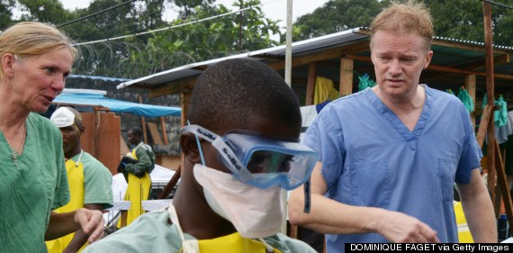 doctors without borders ebola