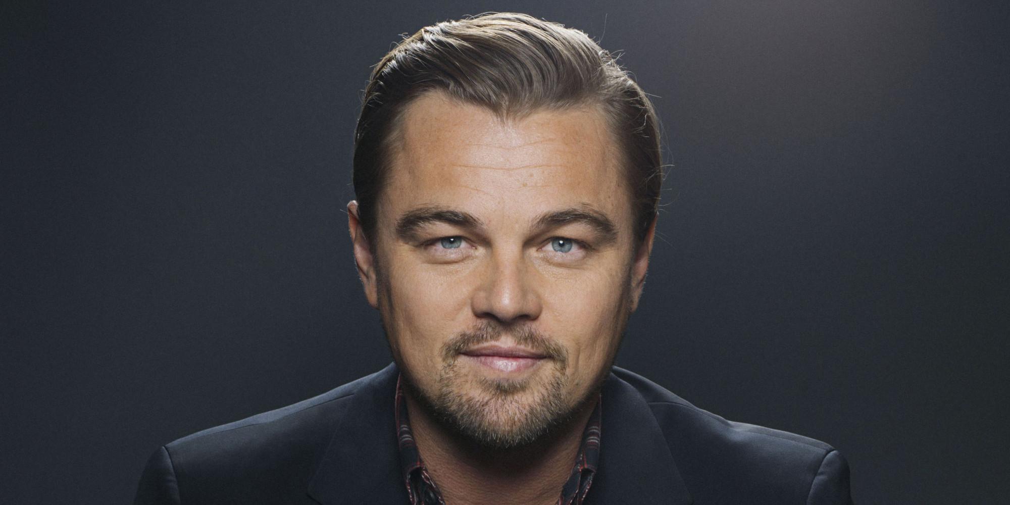 Leonardo DiCaprio Named UN Leonardo Dicaprio