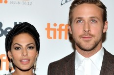 Eva Mendes and Ryan Gosling  | Pic: Getty