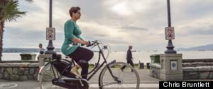 VANCOUVER BIKE CYCLING