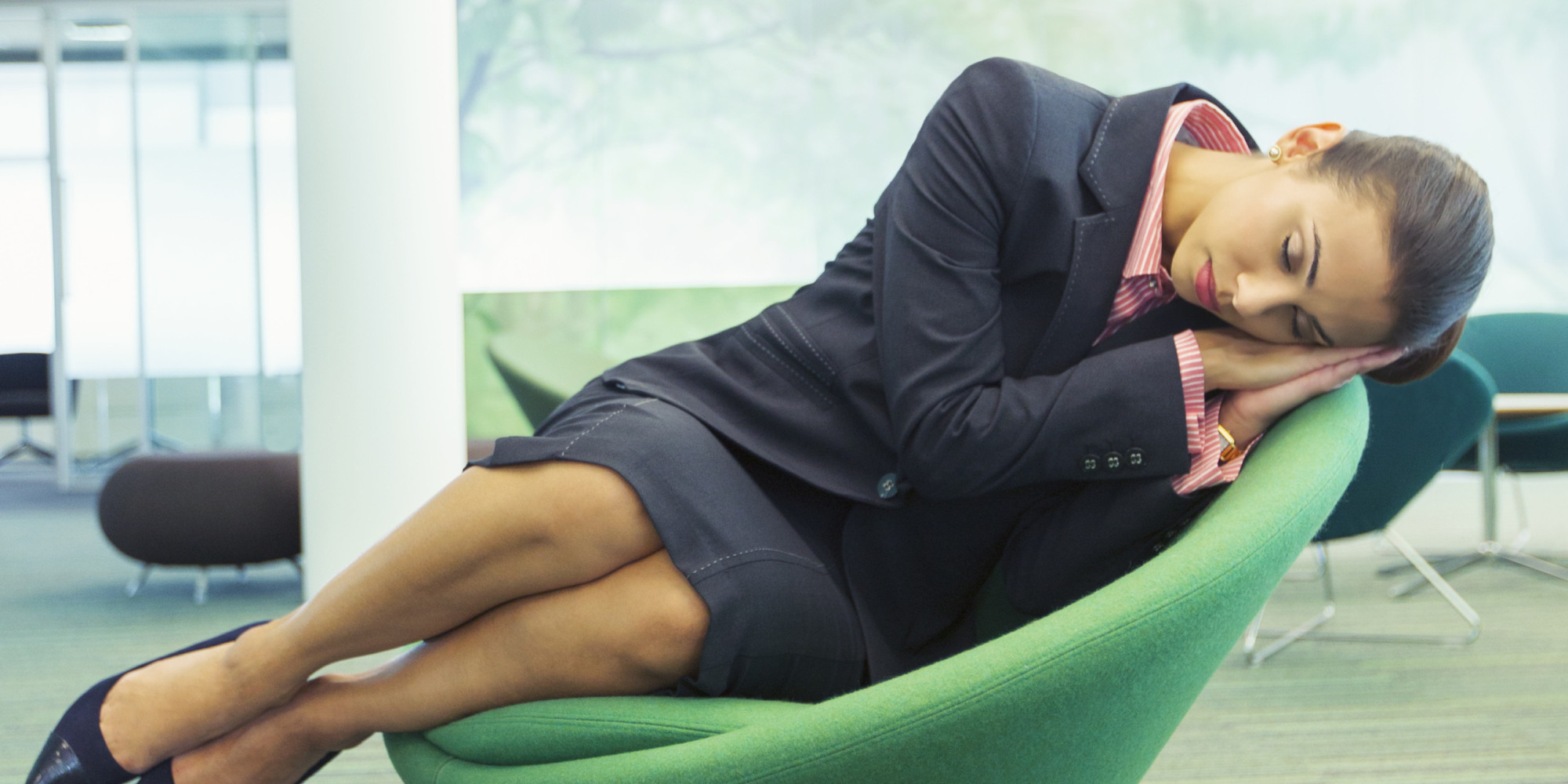How To Nap At Work | HuffPost