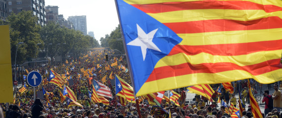 CATALONIA DAY DEMO