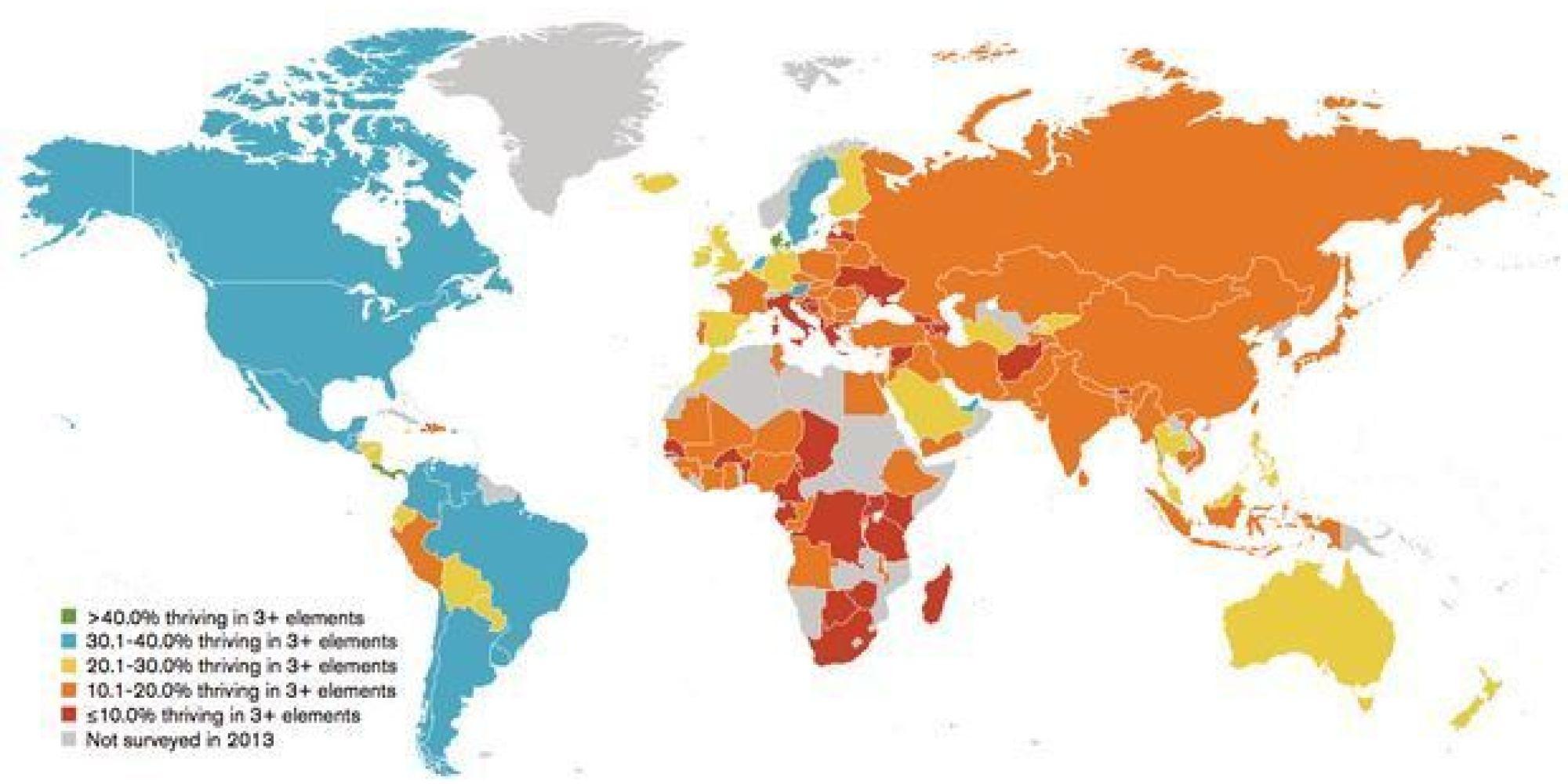Die Weltkarte Des Gl 252 Cks Amerika Gl 252 Cklich Deutschland