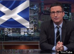 John Oliver Begs Scotland To Stay, Despite That 'A***-Hole' David Cameron