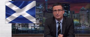 John Oliver Scottish Independence