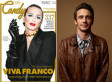 James Franco In Drag For Candy Magazine (PHOTOS)