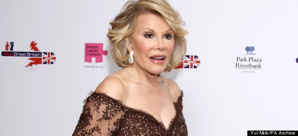 Did Joan's Doctor Take A SELFIE While She Was Under Anesthetic?