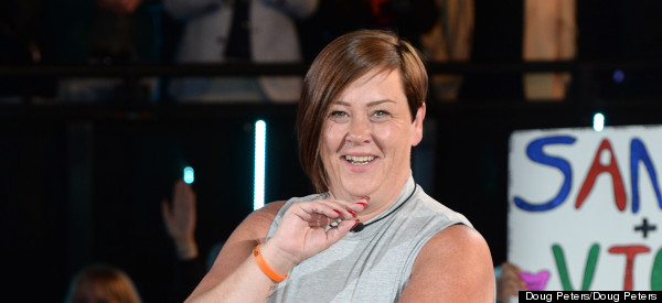 White Dee Set For Big Screen Debut