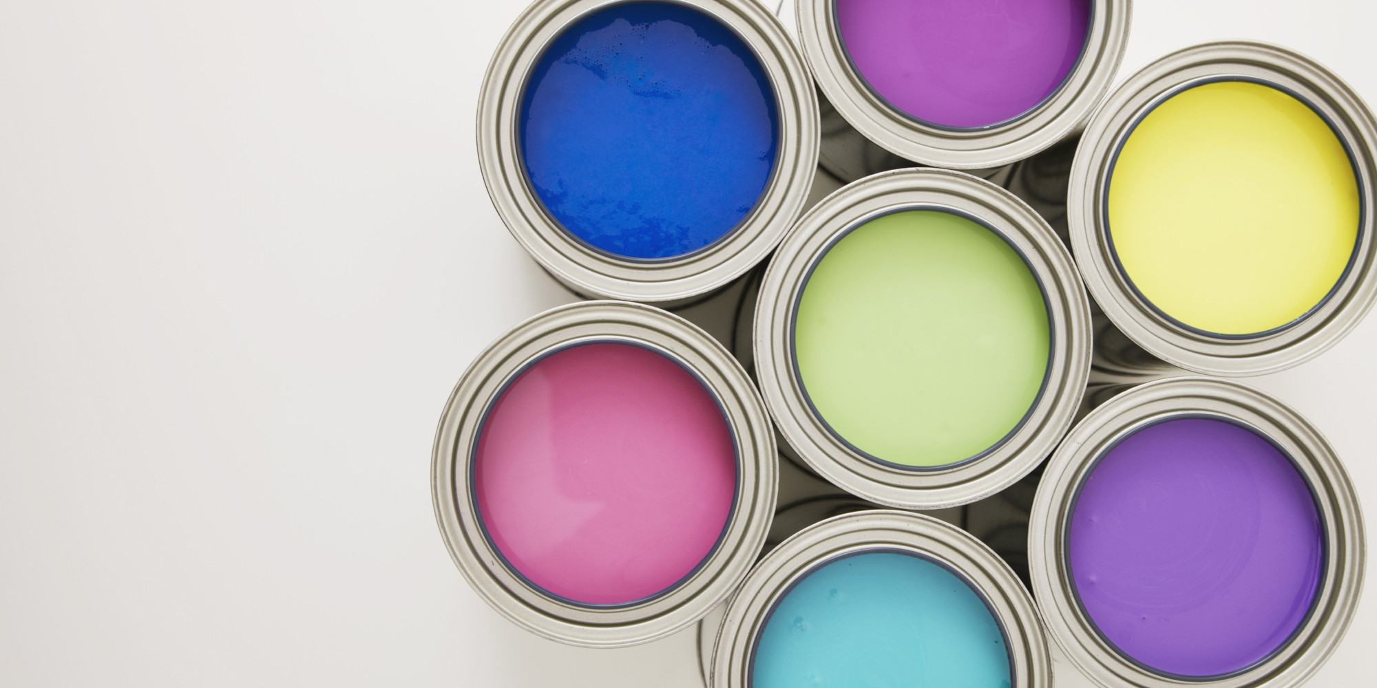 Three Interior Colour Design Tips For Positive Energy