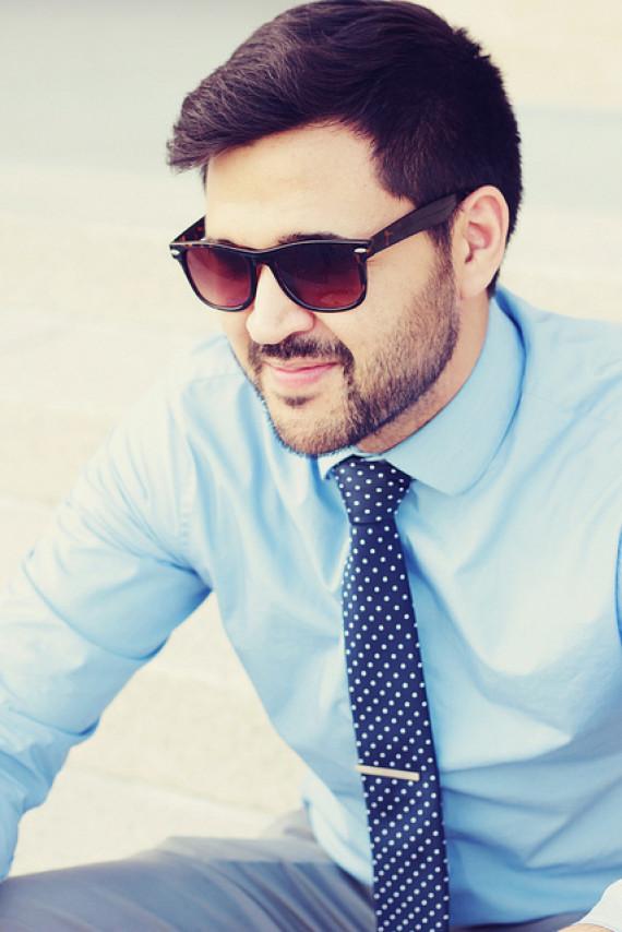 dude in tie