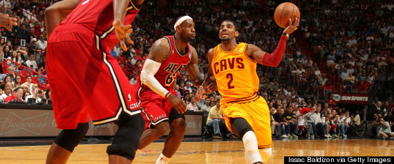 kyrie irving lebron