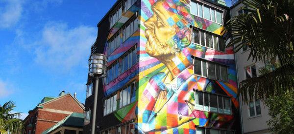 The Beauty Of Scandinavia's Street Art Culture