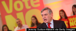 GORDON BROWN VOTE NO