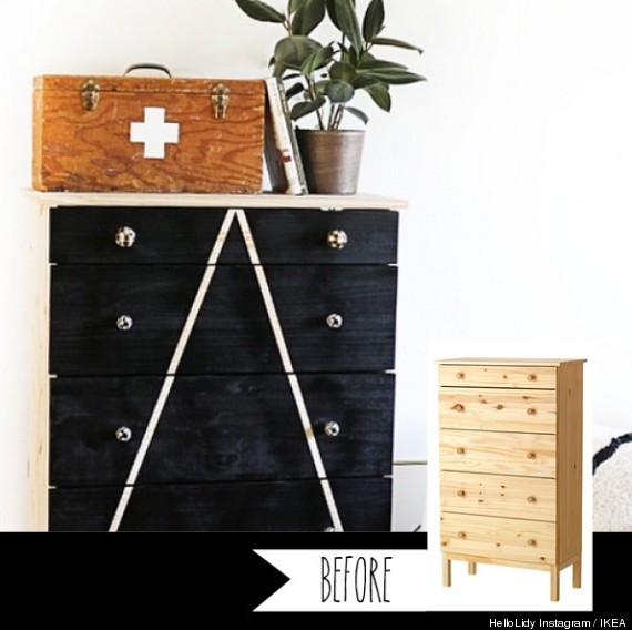 13 Ikea Before And Afters That Make Our Jaws Drop Huffpost