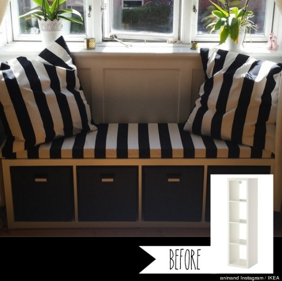 13 ikea before and afters that make our jaws drop huffpost - Ikea hacker customisez vos meubles ikea ...