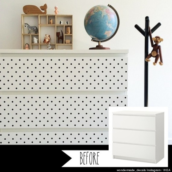 12 avant apr s avec des meubles ikea photos. Black Bedroom Furniture Sets. Home Design Ideas