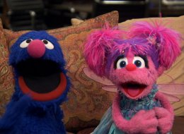 Grover And Abby From 'Sesame Street' Explain Why Learning Is The Greatest