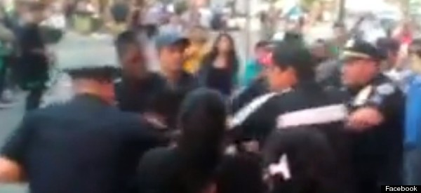 Officer Suspended For Rough Handling Of Vendors At NYC Festival
