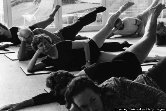 exercise class 1970s
