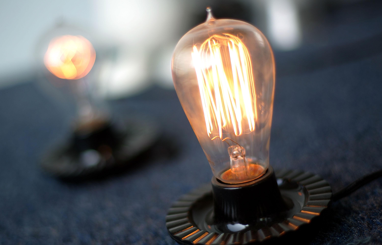 light bulbs fixture