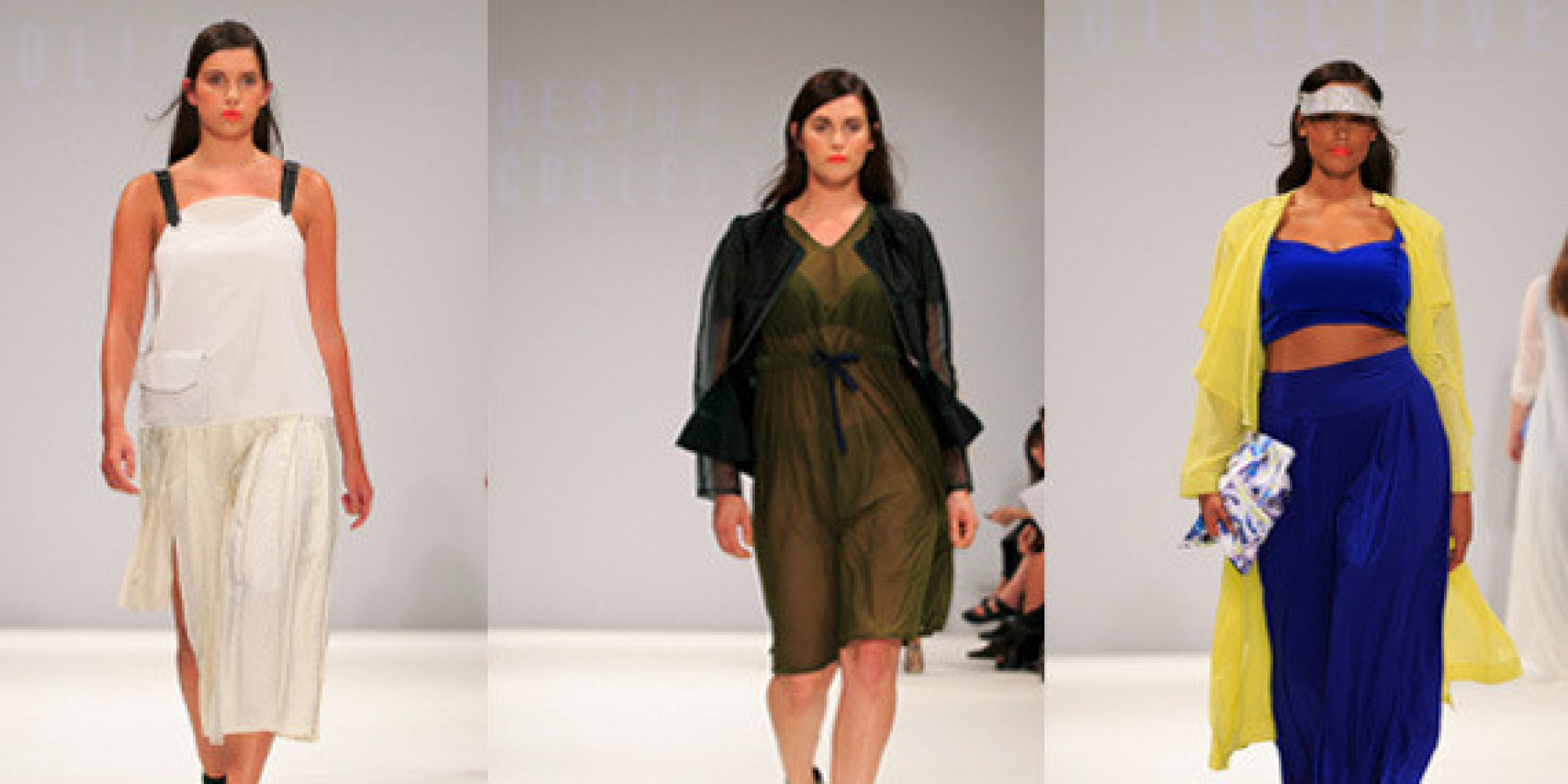 Plus Size Fashion Show 2015 Plus Size Runway Show At