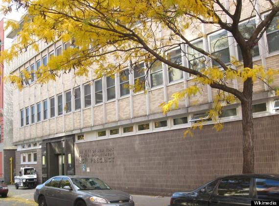 25 precinct nyc
