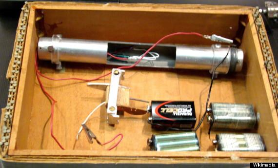 unabomber bomb