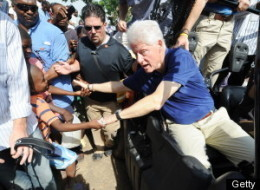 Bill Clinton Haiti