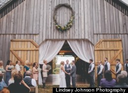 5 Questions To Ask When Booking A Barn Wedding Venue