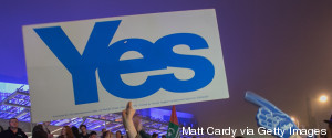 SCOTLAND YES REFERENDUM